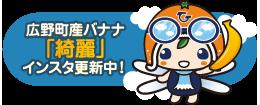 広野町振興公社Instagram 広野産バナナ「綺麗」の情報を発信中!